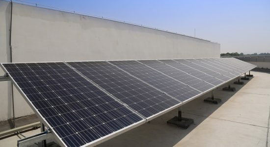 photovoltaic power station